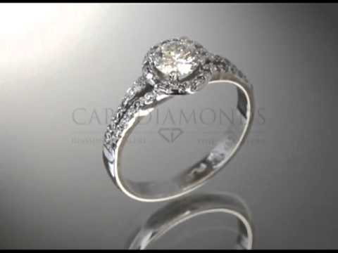 Complex stone ring,round diamond,round fitting with small diamonds,diamonds on band,engagement ring