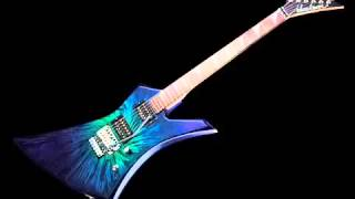 Backing Track - Hard rock heavy metal backing track in Em - Satriani - Steve Vai