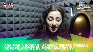 ANA MARIA BOGDAN (prezentare + acapela) | BATTLE OF THE VOICES #5
