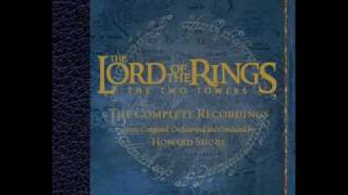 The Lord of the Rings: The Two Towers Soundtrack - 09. The White Rider