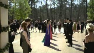 The Vampire Diaries - Damon and Elena Waltz Dance on Season 1.