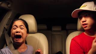 Killer Clown Car Prank On Sister   Ranz and Niana