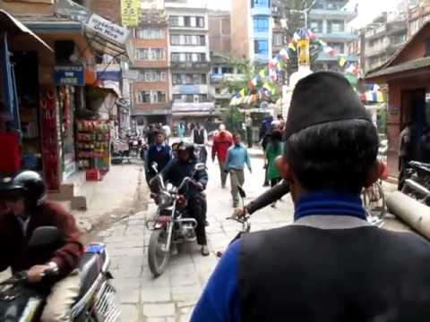 Tuk Tuk Tour in Kathmandu