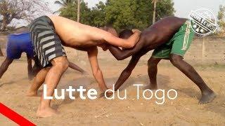 DÉFI #4 au Togo : Combat de Lutte traditionnelle Evala à Kara