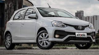 Toyota Etios 2018: detalhes, consumo, desempenho - preços - www.car.blog.br