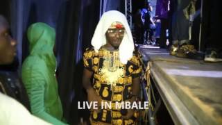 Eddy kenzo live in mbale 2017