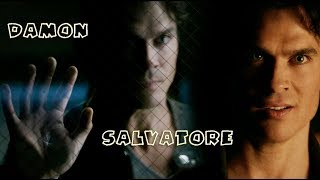 Damon Salvatore -  High  (Ian Somerhalder )