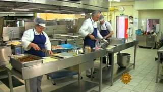 France's Gourmet School Lunches