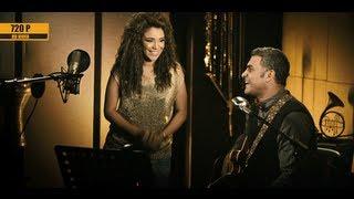 Hany Adel & Amina - Meen Bykamel Meen   2013  - هاني عادل و امينة - مين بيكمل مين فيلم هاتولي راجل