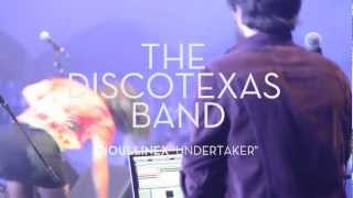 "The Discotexas Band - Moullinex ""Undertaker"""