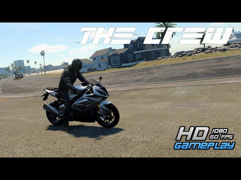 WTFF::: The Crew : BMW S1000RR Gameplay