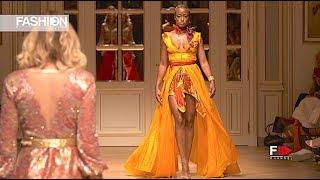 FOUAD GUERFI Spring Summer 2019 OFS RITZ Paris - Fashion Channel