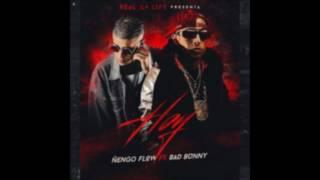 Hoy - Ñengo Flow ft. Bad Bunny (letra)