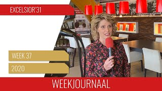 Screenshot van video Excelsior'31 weekjournaal - week 37 (2020)