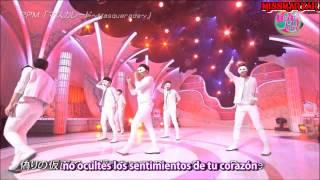 MASQUERADE BY 2PM (sub español) Live