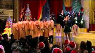 Mariah Carey - Joy To The World (Live at ABC Christmas Special)