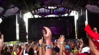 "Cosmic Gate @ Ultra Music Festival 2013 (""Exploration of Space"")"