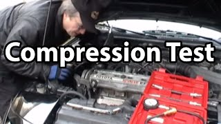 How To Check The Compression Of An Engine