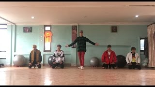 BTS (방탄소년단) - Concept O!RUL8,2 Intro & Not Today Dance Practise By [STRUKPOP] NEPAL