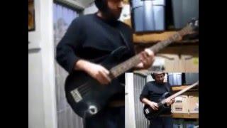 Aphex Twin - Flim (Bass fuzz Cover)