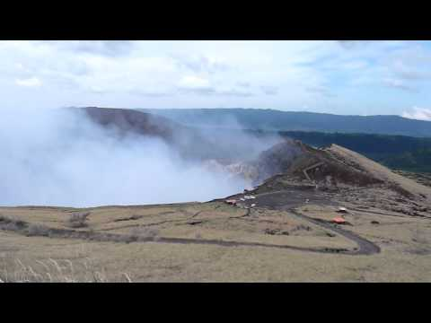 Volcan Masaya – Nicaragua