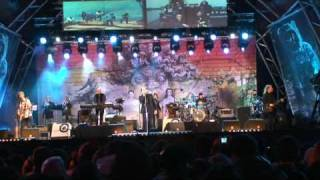 Delfins - Cor Azul - Baia de Cascais - Passagem de ano 2009 2010 - Ultimo concerto