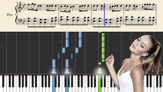 Zara Larsson - Lush Life - Piano Tutorial + Sheets
