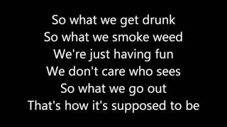 Young and wild and free lyrics ( Wiz khalifa ft: snoop Dogg