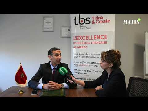 Video : TBS Casablanca lance avec Microsoft un parcours Big data et Intelligence artificielle