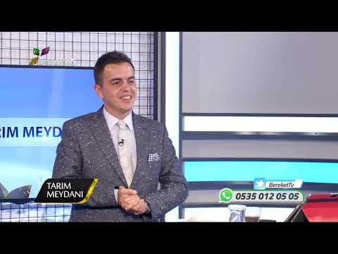 19.09.2018 Tarihli Bereket TV Tarım Meydanı Programı
