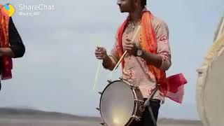 Let mi love you song in Dhol tasha