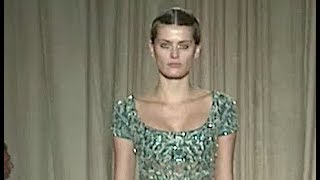 MARCHESA Spring Summer 2013 New York - Fashion Channel