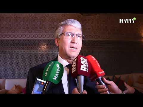 Video : Mohammed Sadiki : Le SIAM un événement  important pour la valorisation de l'agriculture marocaine