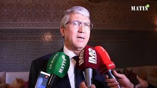 Mohammed Sadiki : Le SIAM un événement  important pour la valorisation de l'agriculture marocaine