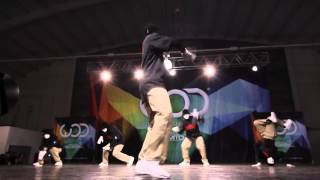 Jabbawockeez | The Bumrush | World of Dance Bay Area 2014