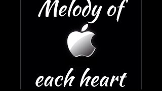iSong - The iPhone song - Melody of each heart
