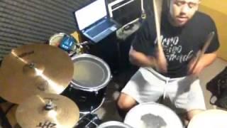Uncle Kracker follow me drum cover