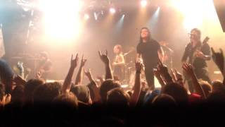 Escape The Fate - Ungrateful [LIVE at de Melkweg, Amsterdam, The Netherlands]