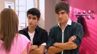 Violetta 1 - León y Tomás quieren regresar con Violetta (01x76-77)