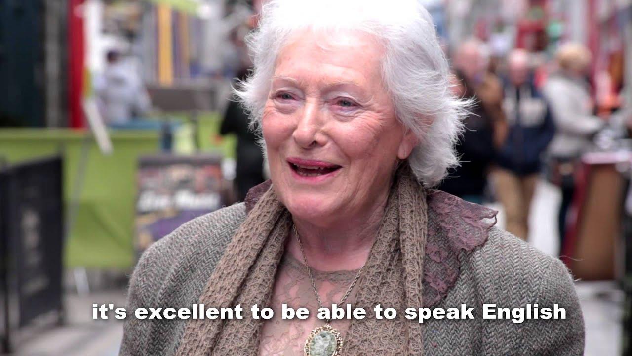 Is The Irish Language Important? – Little Cinema Seachtain Na Gaeilge Vox Pop