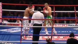 Amir Khan vs Rachid Drilzane
