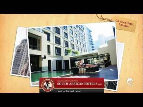 DaVinci Hotel & Suites, Sandton Johannesburg