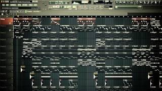 Yelsid - Lastima De Tanto Amor Instrumental Remake On Fl Studio 10