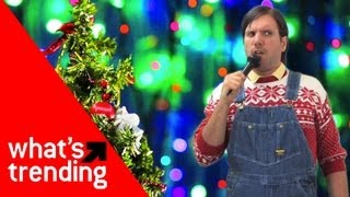 Jon Lajoie's Best Christmas Song EVER Plus Top Videos of 11/30/12