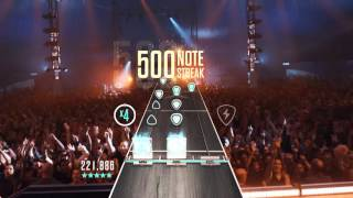 My Songs Know What You Did In The Dark (Light 'Em Up) - Fall Out Boy (Guitar Hero Live) Expert FC