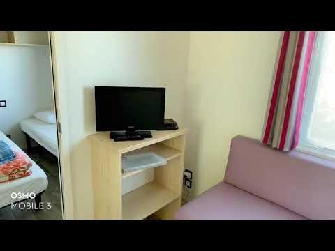 Mobil home Lodge77 Finistère