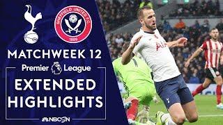 Tottenham v. Sheffield Utd   PREMIER LEAGUE HIGHLIGHTS   11/09/19   NBC Sports