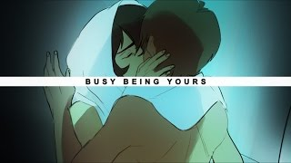 klance » busy being yours (nsfw)