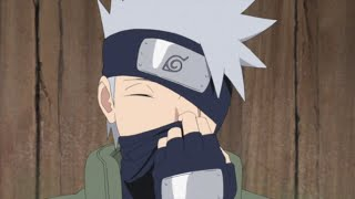 KAKASHI REVEALS HIS FACE FOR THE FIRST TIME! [English Subbed]