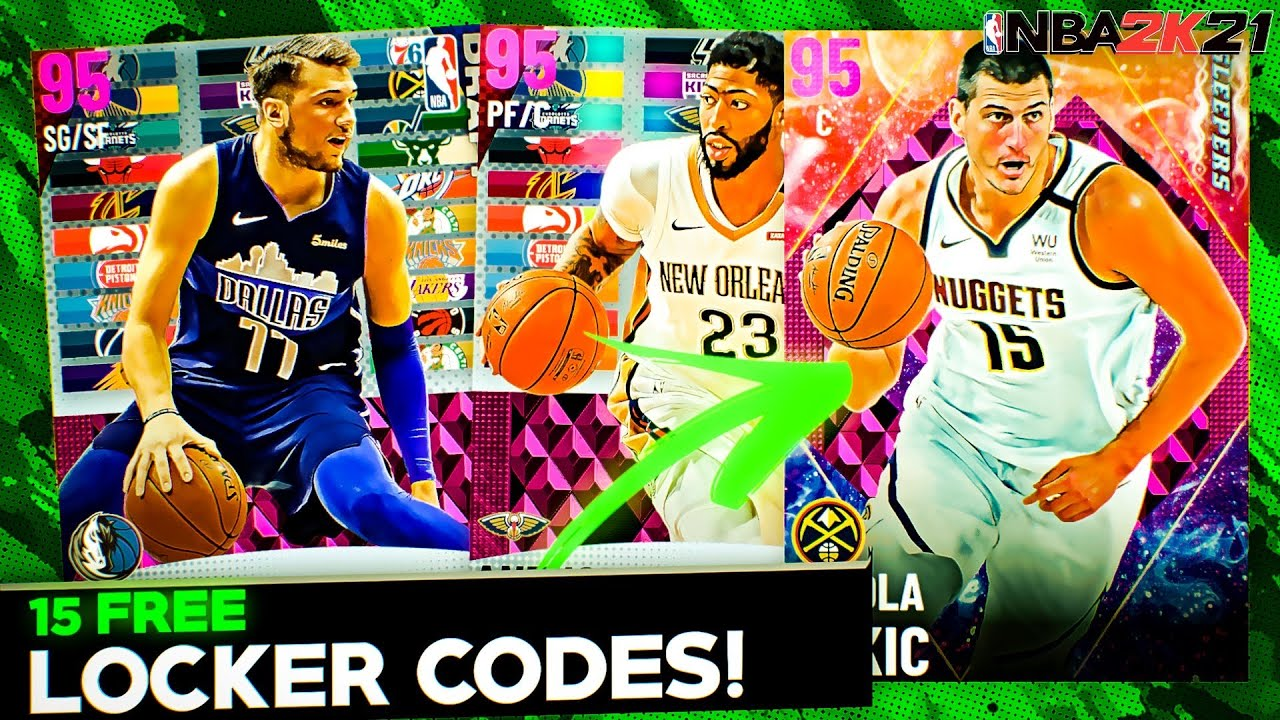 Young Simba - 15 *FREE* LOCKER CODES RIGHT NOW ON NBA 2K21 MYTEAM (FREE PINK DIAMOND + LIMITED LOCKERCODES + MORE)